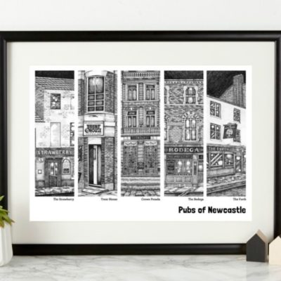 Read more about Pubs of Newcastle Print