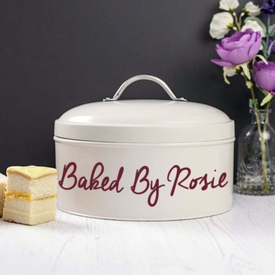 Read more about Personalised Cake Tin