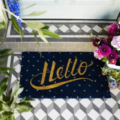 Read more about Hello Door Mat