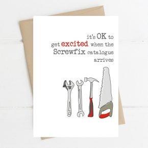 Screwfix Card