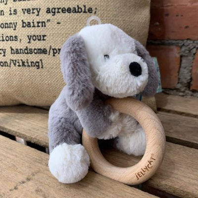 Read more about Shooshu Puppy Wooden Ring Toy