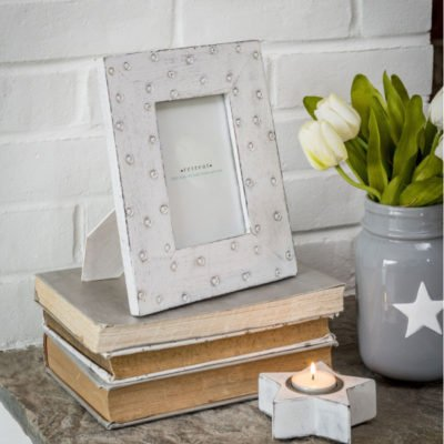 Read more about White Spotty Picture Frame