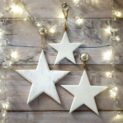 Read more about White Hanging Stars