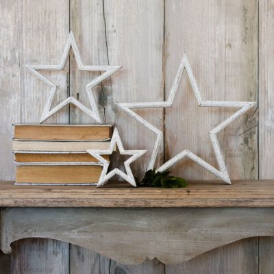 Read more about White Mantel Stars