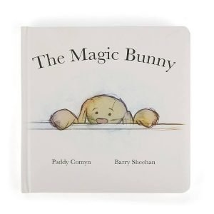A book for keen little readers from Jellycat. The Magic Bunny is a story about a boy and a bunny