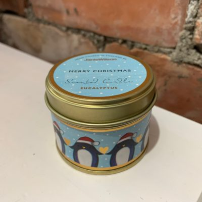 Read more about Merry Christmas Mini Eucalyptus Candle