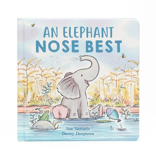 A lovely children's story book about liking yourself as you are.