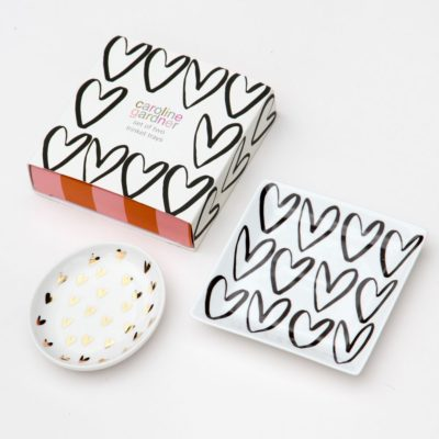 Read more about Hearts Trinket Tray Duo