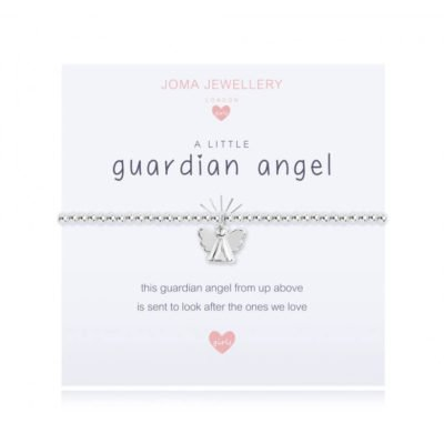 Read more about Children's A Little Guardian Angel Bracelet