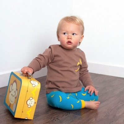 Read more about Marley Monkey Kids Top & Leggings Gift Set